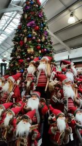 Stand Up Santas