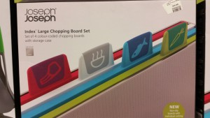 Joseph Joseph Large Chopping Board Set
