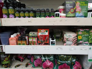 House Plant Care Products