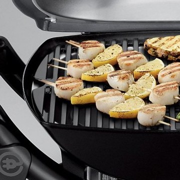 Electric Barbecues