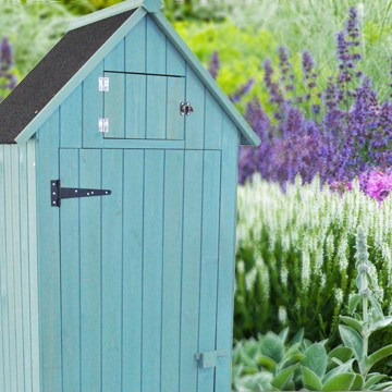 Garden storage for Name something you keep in a garden shed