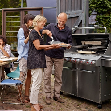 Weber World Gas BBQs