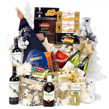 Christmas Food & Hampers