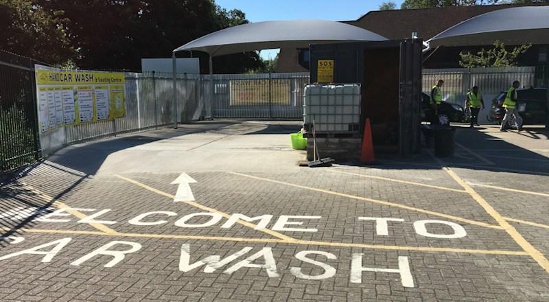 Car Wash Barn >> Auto Shine Of Ashford Hand Car Wash At Longacres Garden