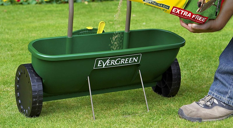 Scotts Evergreen Miracle Gro Lawn Spreader Settings