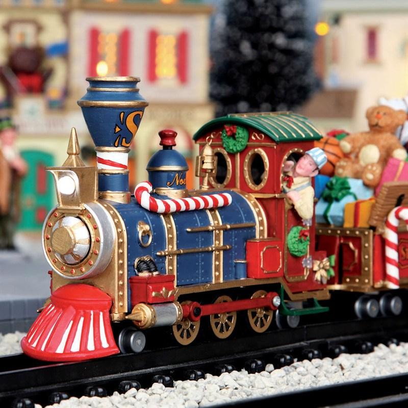 Lemax Christmas Village - The Starlight Express Christmas ...