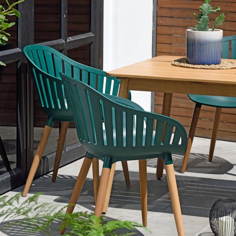 Lifestyle Garden DuraOcean Nassau 4 Seat Outdoor Garden ...