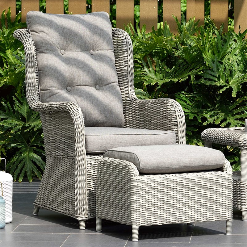 Lifestyle Garden Martinique Companion Chair & Table Set ...