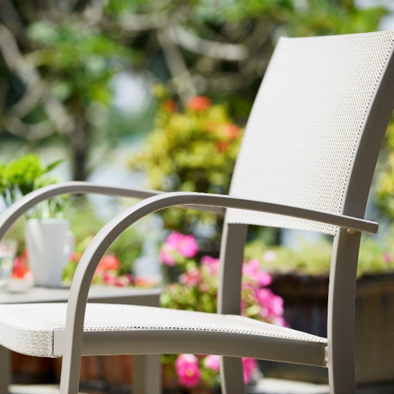 Lifestyle Garden Morella 4 Seat Round Dining Set