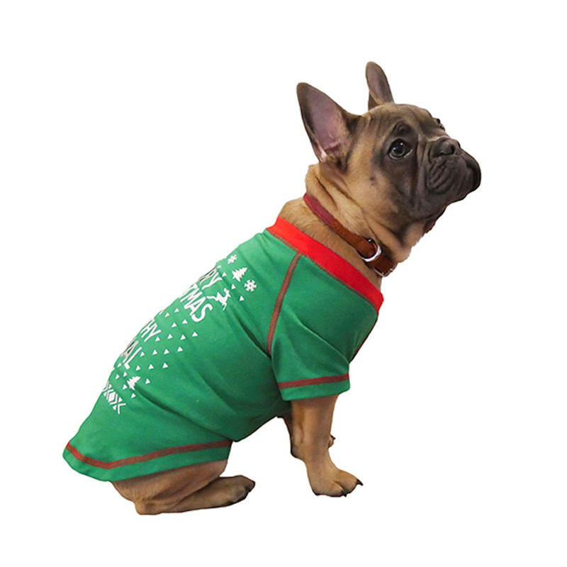 Rosewood Dog Clothing Merry Christmas Ya Filty Animals T Shirt