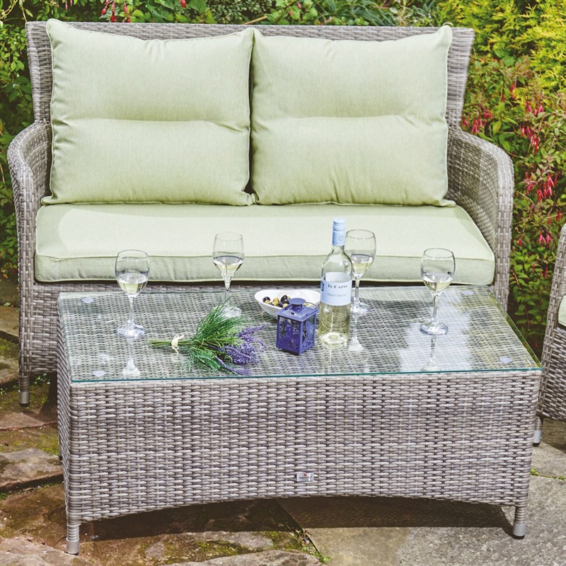 Beau Supremo Bari Outdoor Furniture Lounge Set (524304)Alternative Image3