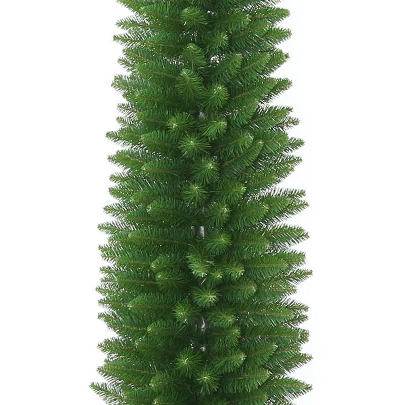 Tree Classics 6ft Green Pencil Artificial Christmas