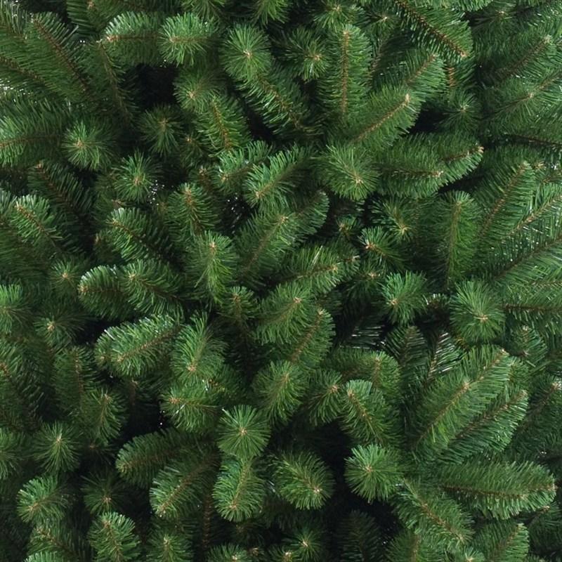 Tree Classics 7ft Green Half Tree Artificial