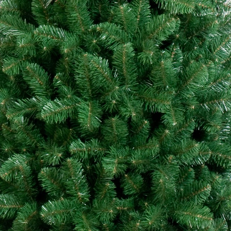 Tree Classics 2.1m (7ft) Green Slim Artificial Christmas Tree (84-683-970)