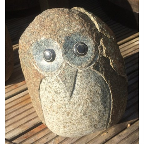 Tom Chambers Stone Owl - 40cm (ALS012)