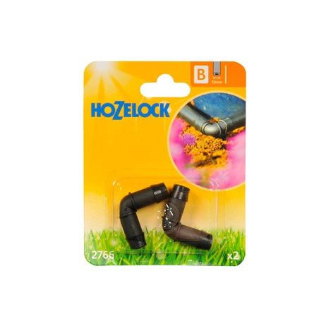 Hozelock 13Mm Elbow Connector (2766)