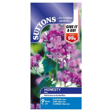 Suttons Honesty Mix Seeds (117597)