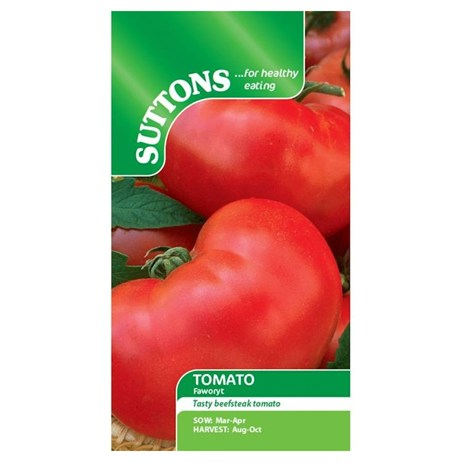 Suttons Tomato Seeds - Faworyt (180508)