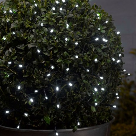 Smart Garden 200 Ice White Battery String Lights (1921200RP)