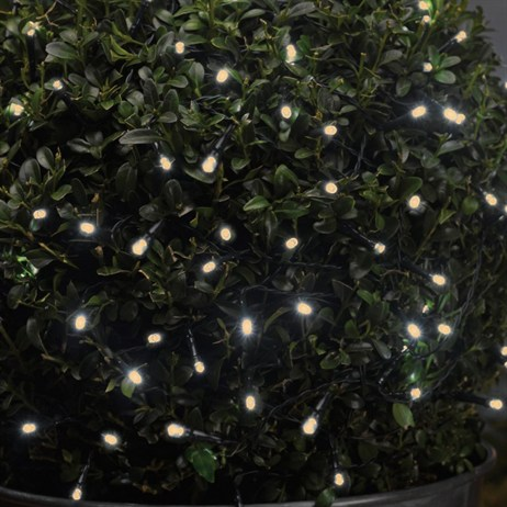Smart Garden 200 Warm White Battery String Lights (1921203)