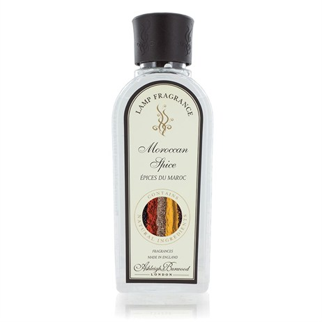 Ashleigh & Burwood 500ml Moroccan Spice Lamp Fragrance (PFL948)