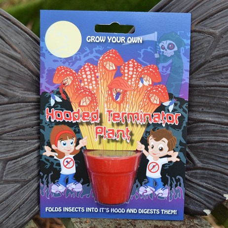 Fun Seeds - Grow Your Own: Hooded Terminator Plant