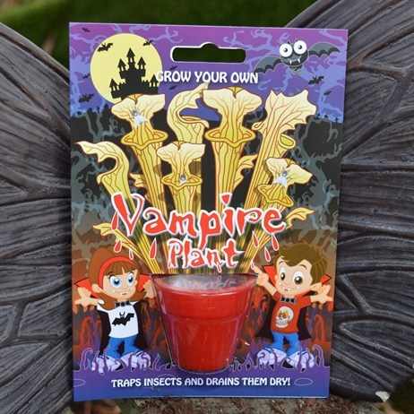 Fun Seeds - Grow Your Own: Vampire Plant