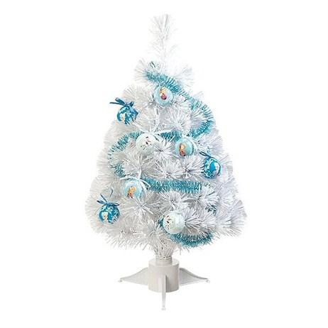 Festive Disney's Frozen 60cm Fibre Optic Dec Tree (P005125)