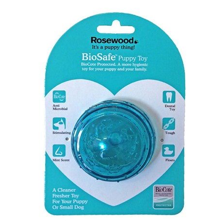 Rosewood BioSafe Puppy Ball (43100)