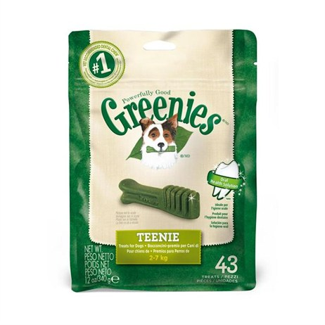 Greenies Canine Dental Chew Teenie 340g