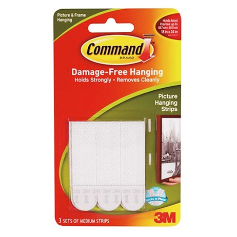 Command Medium Picture Strips 17201 (4372)