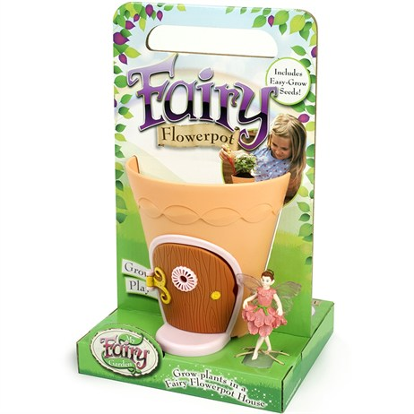 My Fairy Garden - Fairy Flower Pot Kit (FG101)