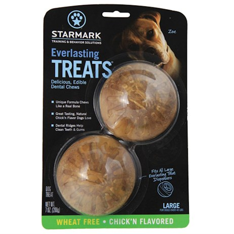 Starmark Large Everlasting Chicken Treat (46010)