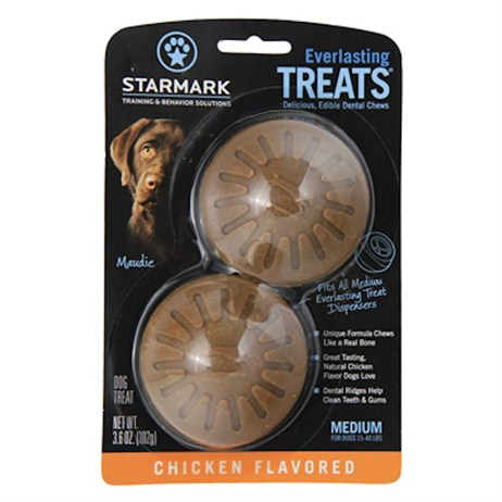 Starmark Medium Everlasting Chicken Treat (46011)