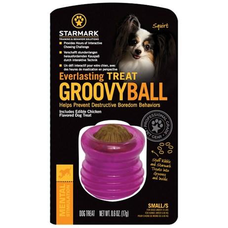 Rosewood Small  Everlasting Groovy Ball (46062)