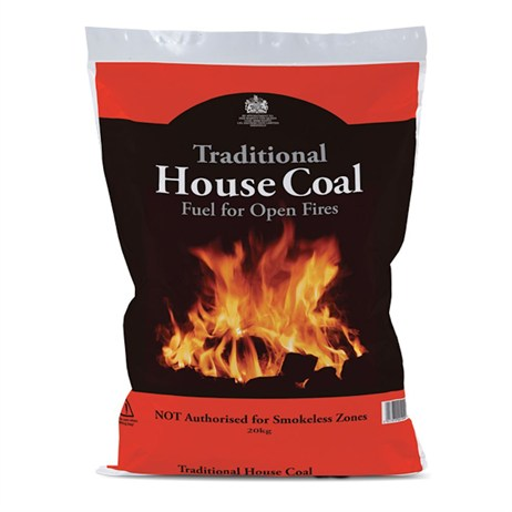 Traditional House Coal 20kg (113020)