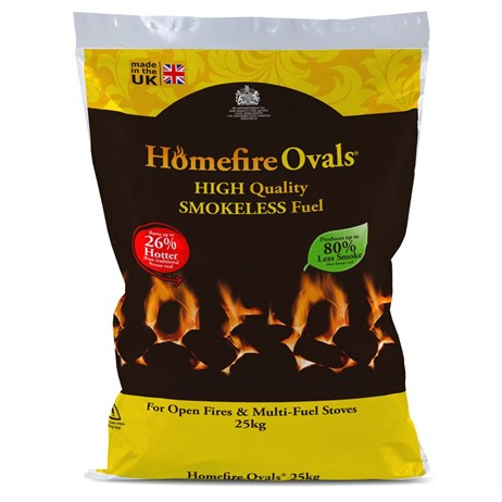 Homefire Ovals 25kg (141125)