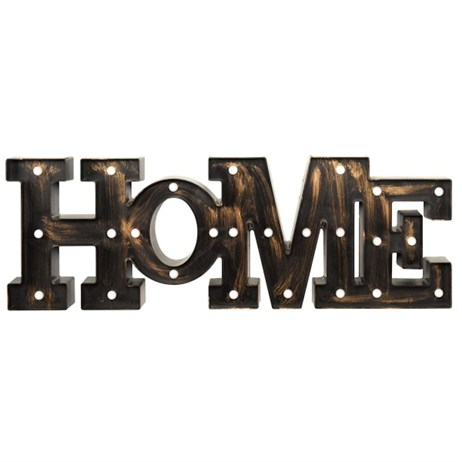 Lumieres Light Up Letters - Home (3180337)