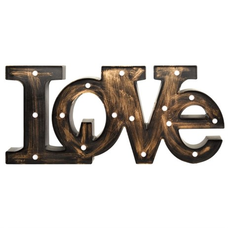 Lumieres Light Up Letters - Love (3180339)