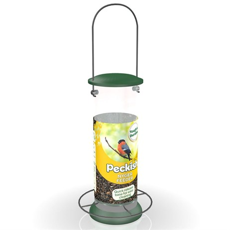 Peckish All Weather Small Nyger Feeder (60053029)