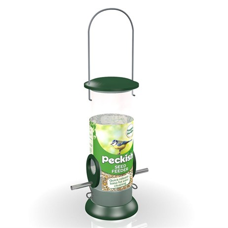 Peckish All Weather Small Seed Feeder (60053031)