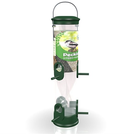 Peckish All Weather 3 Seed Feeder (60053042)