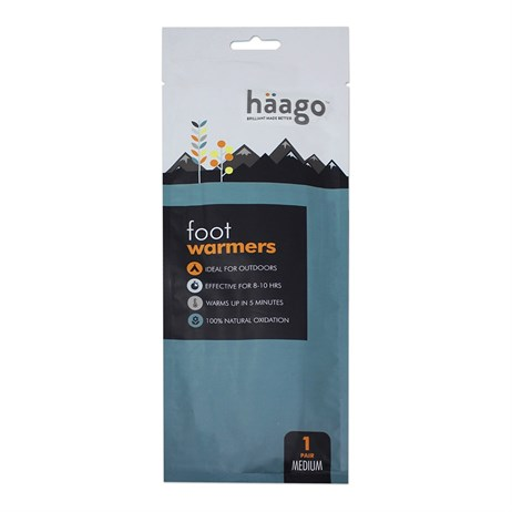 Haago Single Pack Disposable Medium Insole Warmer (764372)