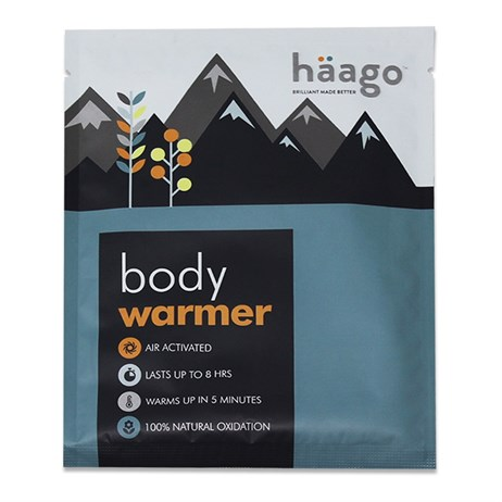 Haago Single Pack Disposable Body Warmer (764376)