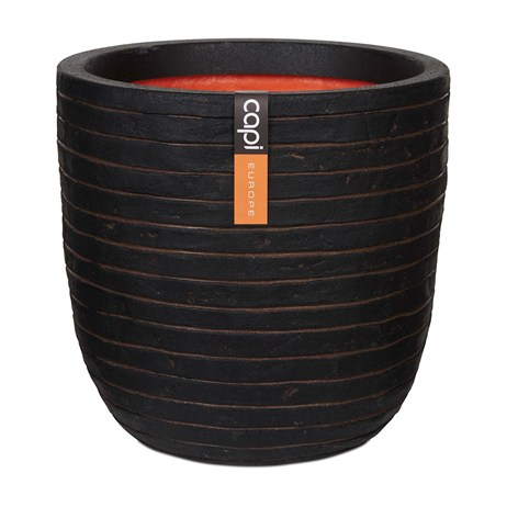 Cadix Planter Ball Row NL 35X34 Dark Brown (KRWB932)