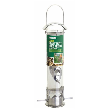 Gardman Large Heavy Duty Seed Feeder (A01044)