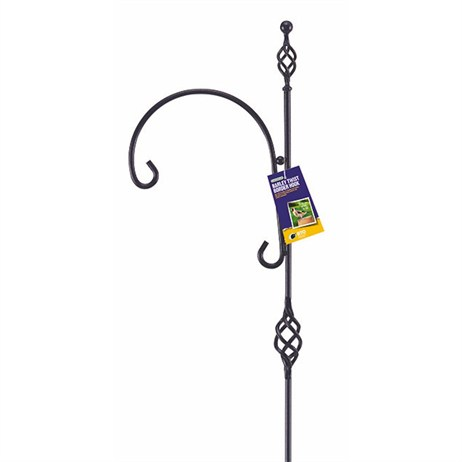 Gardman Barley Twist Border Hook (A01286)