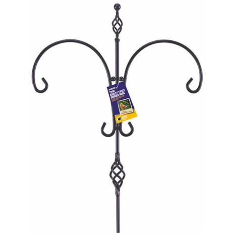 Gardman Barley Twist Twin Border Hook (A01287)
