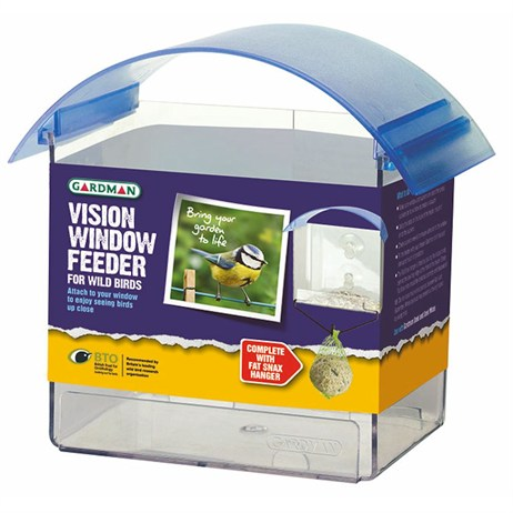 Gardman Vision Window Feeder (A01323)