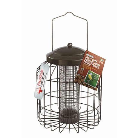 Gardman Heavy Duty Squirrel Proof Peanut Feeder (A01821)